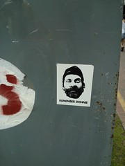 (andres musta) Tags: canada art island sticker stickerart stickers prince atlantic edward pei maritimes 2014