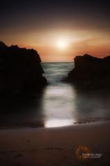 Toranda (N4n0) Tags: sunset summer espaa beach atardecer asturias playa verano llanes niembro toranda