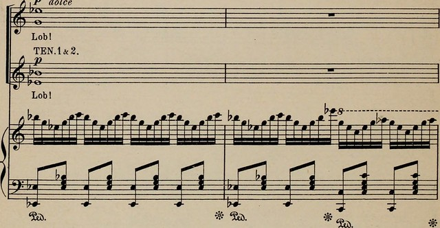 Image from page 269 of Fausts Verdammung : dramatische Legende in 4 Abtheilungen (1900)
