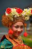 Balinese girl (alderney boy) Tags: bali makeup headdress bratan beratan bedugul candikuning puraulundanubratan balinesegirl