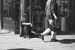 85/365 Would you have spared a coin? (Andreas365daysPhoto) Tags: street bw money canon nordstan gteborg eos blackwhite coin sad sweden gothenburg andreas beggar gata andersson sverige westcoast sv chalmers bohusln vitt svart mynt vstkusten svartvitt cth pengar ledsen 60d tiggare ledsam adammen