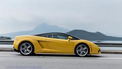 Lamborghini Gallardo - HU1128 (Keith Mulcahy) Tags: cars hongkong wheels lamborghini automobiles gallardo fastcars smd lukkeng tmt worldcars sundaymorningdrive plovercover keithmulcahy hu1128 blackcygnusphotography ppa7a0 ppd56c