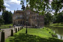 Bazel, kasteel van Wissekerke. (What's Around) Tags: hdr kasteel kasteelvanwissekerke bazel kruibeke castle belgie belgium belgique 18105mm