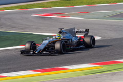 Sergio Checo Pérez, Force India VJM10. (Luis Pérez Contreras) Tags: f1 test testing round1 circuit de catalunya barcelona montmeló olympus em1markii sport motor racing fia spain sergiochecopérez forceindiavjm10