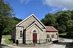 Rievaulx - Methodist Chapel (Paul Thackray) Tags: yorkshire northyorkshiremoorsnationalpark northyorkshire rievaulx methodistchapel 2016