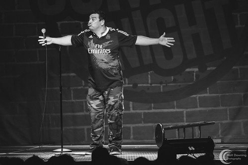 Carlos Mencia - December 14, 2016 - Hard Rock Hotel & Casino Sioux City