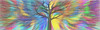 Rainbow Tree by Kaye Menner (Kaye Menner) Tags: rainbowtree tree rainbow rainbowcolors abstract natureabstract nature reaching reachingout panorama panoramic digitalart branches branchingout trunk treetrunk lines colorfullines texture digitaltexture lotsofcolors kayemennerphotography kayemenner artistsimpression warped warpedleaves flowers warpedflowers stretched stretchingout prettycolors kayemennerdigitalart colorsoftherainbow multicolored