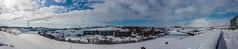 Панорама с Шахтёрской набережной
