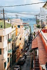 Long walk to the bay (OmarCCX) Tags: a6000 nikon 28mm 28 ais san juan puerto rico wide angle puertorico citystreets