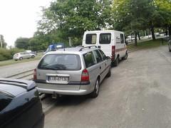 20160614_160727 (Paweł Bosky) Tags: wykroczenia kierujących warszawa śródmieście powiśle solec milicja straż miejska nic nie robią