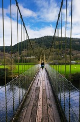 Bridge Across The River Conwy (Rob Pitt) Tags: sappers suspension bridge betws y coed wales tokina 1116 rob pitt photography