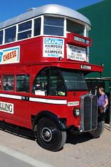IMGP9114 (Steve Guess) Tags: cobham lbpt brooklands weybridge byfleet surrey england gb uk museum bus st922 tilling aec regent