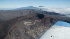 Panorama flight over the Piton de la Fournaise (GötzD) Tags: réunion france piton de la fournaise vulcano vulkan panorama flight