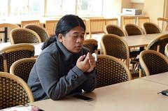 SPR_9880 (Deba Supriyanto) Tags: sikret fkmit muslimjapan japan student alquran