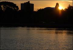 Summer Sunset (John Neziol) Tags: kjphotography toronto ontario outdoor sun sunset nature summersunset summer water reflection reflections