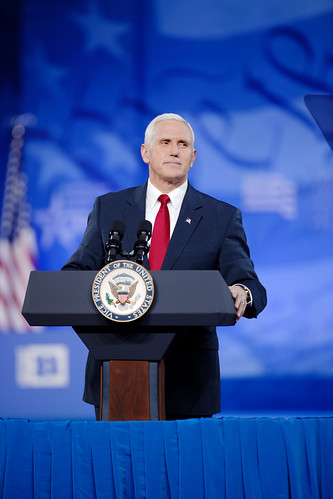 Vice President Mike Pence at CPAC 2017
