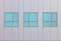 Three windows (Jan van der Wolf) Tags: map169157vv windows ramen three facade gevel architecture architectuur gebouw building dissymmetry lines lijnen geometric geometry geometrisch geometrie
