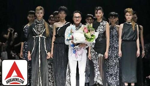 #Style: Bina Perajin, Barli Asmara Luncurkan Desain Songket Jambi0
