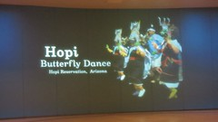 "Circle of Dance: ""Hopi - Butterfly Dance"" (alexandergaynes) Tags: smithsonian nationalmuseumoftheamericanindian nmai manhattan bowlinggreen nativeamerican newyorkcity nyc videos circle dance insidethemuseum circleofdance dikerpavilion hopi butterflydance hopireservation arizona unseen ny"