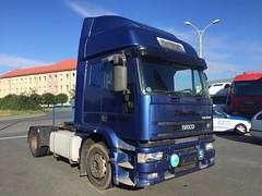 Iveco EuroTech 440 (Vehicle Tim) Tags: iveco eurotech lkw truck fahrzeug sattelzugmaschine szm lorry semitrailertruck semitruck semi