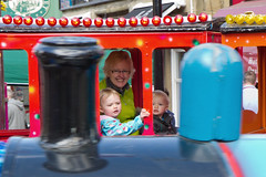 All Aboard, Poop Poop (Jon Pinder) Tags: canon eos7d 1755mm morley stgeorgesday
