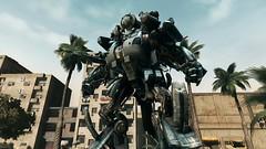 Grindor (Cairo City) (BarricadeCaptures) Tags: transformers 2 revenge fallen rotf decepticon grindor freeroam free roam cairo city egypt game screenshot screencap