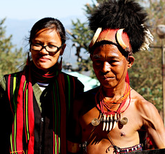 Picture together (abrinsky) Tags: india nagaland kohima hornbillfestival hornbill2016