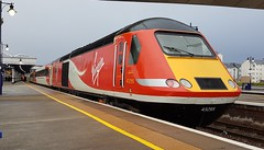 Photo of Virgin East Coast 43295  (with 43367)  1S16 1200 Kings X - Inverness