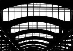 Voltes del mNACTEC (Aviones Plateados) Tags: canon eos550d rebel t2i kissx4 terrassa mnactec museudelaciènciaidelatècnica museum museo ciencia science voltes coberta vaporaymerichamatijover vaults boveda lines curves curvas lineas linies