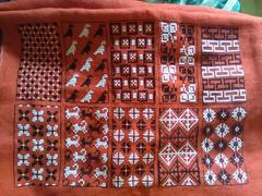 IMG_20170429_183426 (Kaleidoscoop) Tags: vakjeperweek borduren embroidery