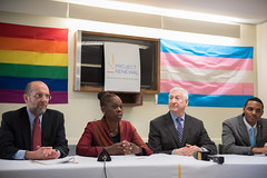 First Lady Chirlane McCray tours the newly opened Marsha's House, a shelter for LGBTQ youth in the Bronx on Tuesday, March 21, 2017. (nycmayorsoffice) Tags: homeless housing affordablehousing poverty jobs employment newyork ny usa