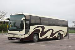 Smiths WA07 XYA (johnmorris13) Tags: smithscoaches wa07xya volvo b12b plaxton paragon coach