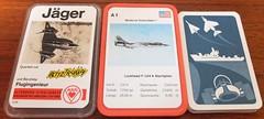ASS 3216 Jäger (Zappadong) Tags: ass 3216 jäger zappadong quartett card game technikquartett kwartet spielkarten kartenspiel trumpf trumps cardgame trump quartettspiel