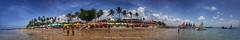 2017.0029 - Porto de Galinhas (Adriano Aquino) Tags: portodegalinhas panorama mobilephotography samsungs6 beach playa praia water pernambuco brasil brazil turismo tourism