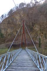 ponte strallato a La Muda (Tabboz) Tags: montagna escursione valle cordevole fiume torrente ruscello cime panorama pascoli sentiero