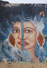 Lima - Playa La Herradura (Santiago Stucchi Portocarrero) Tags: laherradura graffiti mural arteurbano chorrillos lima perú santiagostucchiportocarrero