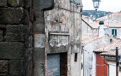 CAFFE' L. ANDREINI - Roccatederighi an old village in Tuscany (Federico Violini) Tags: toscana tuscany italia italy siena grosseto nikond300 d300 roccatederighi