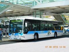 RL 782 Mercedes-Benz Citaro 95 - RA - 00 Gare Oriente (madafena1) Tags: rl 782 mercedesbenz citaro autocarro gare oriente