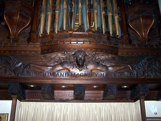 Cathedral Church of St. James ~ Toronto Ontario Canada ~  Ontario Heritage ~ Pipe Organs