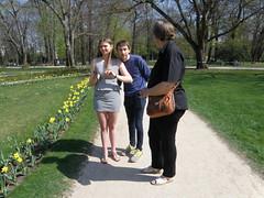In the Gardens (cessna152towser) Tags: martina erlangen gabriele