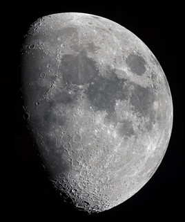 Mosaic of the moon