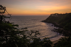 Puerto Escondito Beach sunset-3