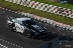 Nissan GTR (Kurt Blythman) Tags: nurburgring nordeschliefe green hell ring track cars auto racing
