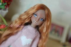 IMG_5686 (Cleo6666) Tags: lana lillycat cerisedolls marron glacé bjd doll chibbi