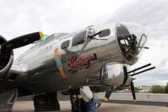 N9323Z-MSC-05-03-2017a (swbkcb) Tags: n9323z b17 flyingfortress falconfield commemorativeairforce sentimentaljourney kffz