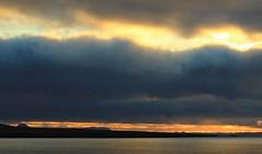 003 Barentsburg (53) (Richard Collier - Wildlife and Travel Photography) Tags: arctic landscape seascape sunset mountains coastal barentsburg svalbard