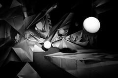 The Haus (elisachris) Tags: berlin streetart dark kunst art gebäude building ricohgr