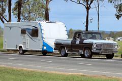 MILLMERRAN HOTRODS RETURNING HOME. (16th man) Tags: millmerran yandilla qld queensland australia millmerraneasterhotrodrun canon eos eos5dmkiii streetmachine streetrod classiccarphotography