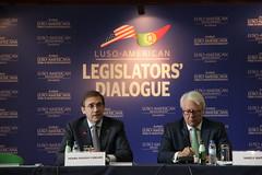 "Pedro Passos Coelho na Conferência ""III Luso-American Legislator Dialogue"" na FLAD"