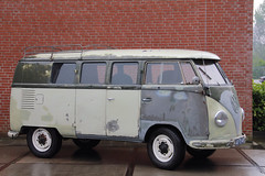 "AR-73-49 Volkswagen Transporter Microbus 1957 • <a style=""font-size:0.8em;"" href=""http://www.flickr.com/photos/33170035@N02/14005307794/"" target=""_blank"">View on Flickr</a>"